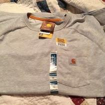 Carhartt Xl Regular Grey Tshirt Relaxed Fit Photo