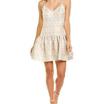 Caroline Constas Nini Mini Dress Women's Blush 10 Photo