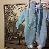 Carriage Boutiques Baby Blue Baby Jumper 9m Photo