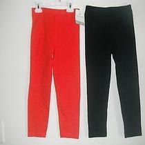 Carter's  2-Pack -Leggings (Todler/kid )leggings Red/black Photo