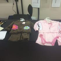 Carter's and Puma Jumpsuit for Babies Photo