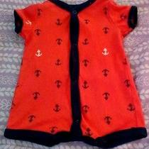 Carter's Baby Sailor Red Outfit for Boy  Photo