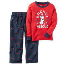 Carter's Boys 2 Piece Red/navy