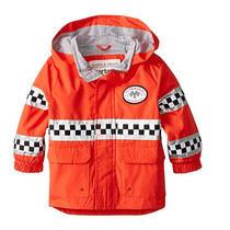 Carter's Boys Red Pit Crew Chief Junior Racing League Rain Coat Jacket 6 Yth Nwt Photo