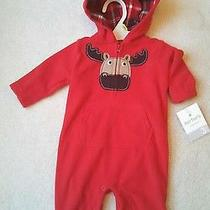 Carter's Christmas Holiday Outfit  Nwt 3 Months Photo