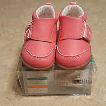Carter's Every Step Christy-P4 Girls Slip-on Shoe (Infant/toddler)pinksize 4.5 Photo