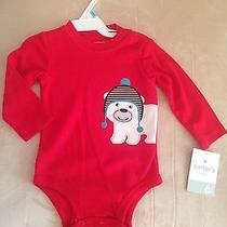 Carter's Graphic Bodysuit - Nwt Photo