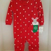 Carter's Mouse Microfleece Footed Girls Photo
