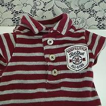 Carter's   One Piece Top Boys Size Nb
