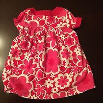 Carter's Pink Red Dress (18 Months) Photo