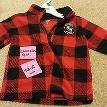 Carter's Red Baby Boy 9 Month Jacket Photo