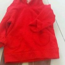 Carter's Red Sweatshirt and Jeggings Photo