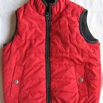 Carter's Red Vest - 3t Euc Like New Photo
