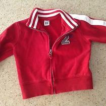 Carters Baby Boy Sweater Size 2t Red Photo