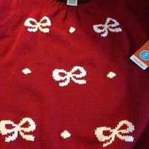 Carters Holiday Sweater Size 5 Photo