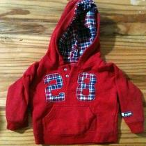 Carters Infant Hooded Sweatshirt Size 12 Months Photo