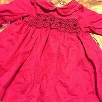 Carters Newborn Red Dress Holidays Christmas Photo