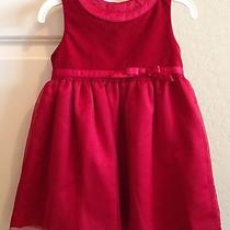 Carters Red Dress Size 24 Months  Photo