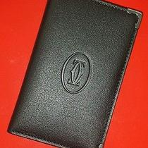 Cartier Card Holder Wallet New in Box  Photo