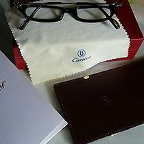 Cartier Eyeglasses -New With Box- Photo