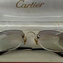Cartier Eyeglasses Sunglasses  Glasses  Photo