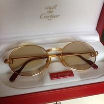 Cartier Eyeglasses Sunglasses  Glasses - Authentic Photo