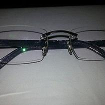 Cartier Frameless Glasses Photo