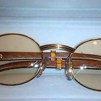 Cartier Giverny Palisander Wood Frames Photo