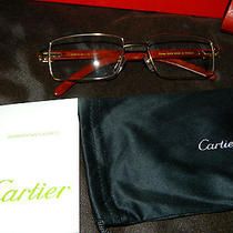 Cartier Glasses Photo