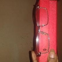 Cartier Glasses Photo