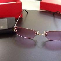 Cartier Glasses Custom Rimless Photo