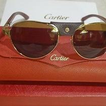 Cartier Glasses Lunette Photo