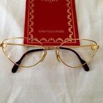 Cartier Glasses Model Rivoli Photo