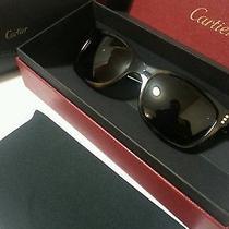 Cartier Handmade Premier Collection Sunglasses Photo