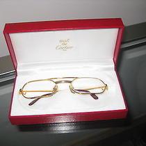 Cartier Louis Cartier Glasses Photo
