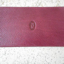 Cartier Men's European Style Billfold Photo