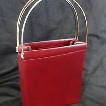 Cartier Paris Burgundy Modern City Bag (629) Photo