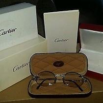 Cartier Platinum Glasses  Photo