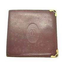 Cartier Purse Used (2420a Photo