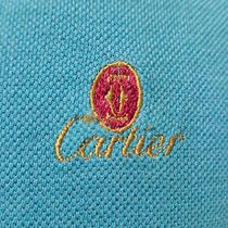 Cartier Rare Mens Boutique Managers Shirt Vintage Rare  Photo