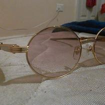 Cartier Straight Back Glasses Photo