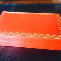 Cartier Sun Glasses Box Photo