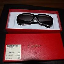 Cartier Sunglasses 100% Authentic Unique Rare Photo