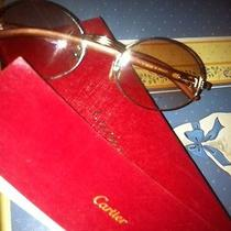 Cartier Sunglasses Photo