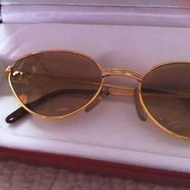 Cartier Sunglasses New Vintage Photo