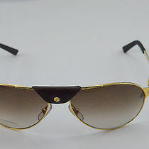 Cartier Sunglasses Santos-Dumot Autentic Aviator Shaded Made in France Like  New Photo