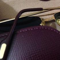 Cartier Vendome Santos Sunglasses 24k Gold Plated Occhiali  Photo