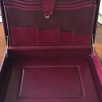 Cartier Vintage Briefcase  1980 Photo