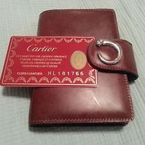 Cartier Vintage Planner Organizer Photo