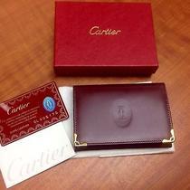 Cartier Wallet Photo